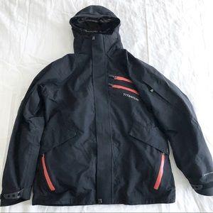 Columbia Titanium 3 in 1 Jacket Large